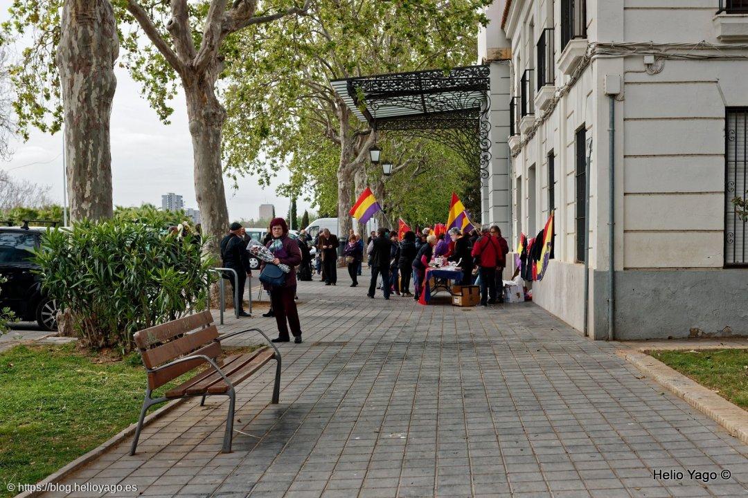 14 de abril Cementerio Municipal de València.