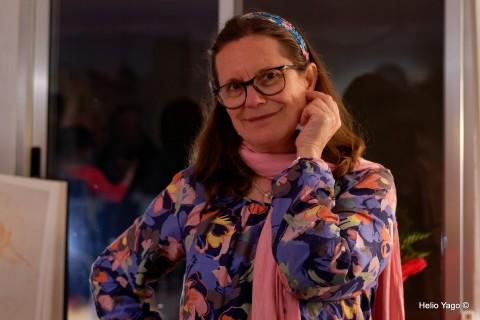 Irene Fornes Moros cumple 38 años.