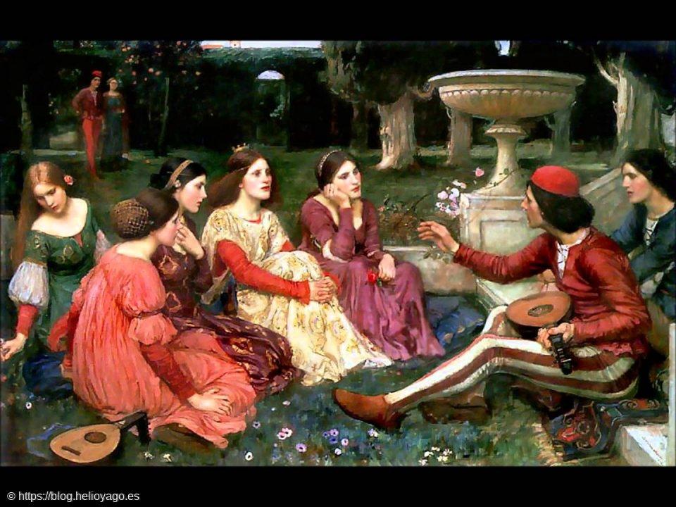 Los Trovadores, el origen de la música popular.